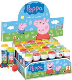 Peppa Pig bellenblaas 60 ml. p/stuk
