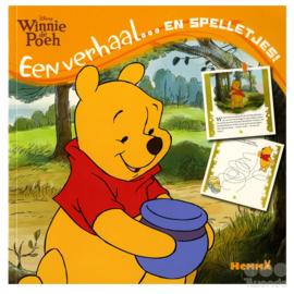 Disney Winnie de Poeh verhaaltjes en spelletjesboek