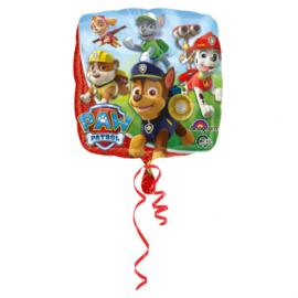 Paw Patrol folieballon 43 cm.