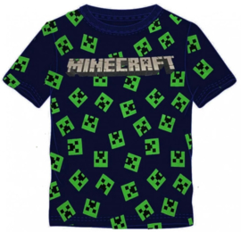 Minecraft t-shirt Creeper mt. 116