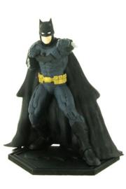 Batman taart topper decoratie 10 cm.