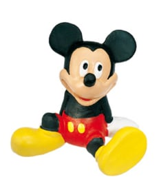 Disney Mickey Mouse zittend taart topper decoratie