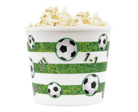 Voetbal snackbox 2,2 ltr.