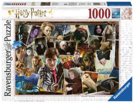 Harry Potter puzzel Tegen Voldemort 1000 stukjes