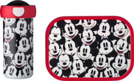 Disney Mickey Mouse Mepal lunchset