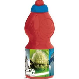Star Wars drinkfles 400 ml.