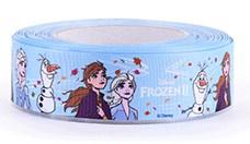 Disney Frozen 2 taart lint 1 mtr.