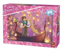 Disney Rapunzel Flynn Rider Pascal puzzel 99 stukjes