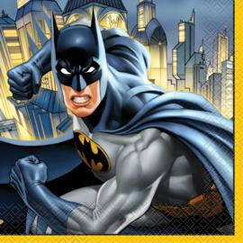Batman servetten 33 x 33 cm. 16 st.