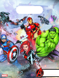 Mighty Avengers traktatiezakjes 6 st.