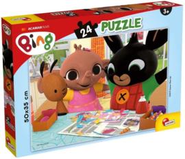 Bing - Sula - Flop puzzel 24 stukjes