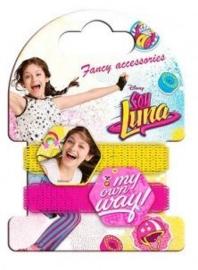 Disney Soy Luna haar elastiekjes