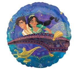Disney Aladdin folieballon ø 43 cm.