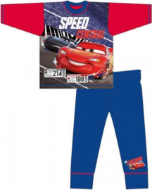 Disney Cars pyjama Speed Central mt. 116