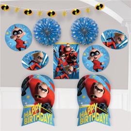 Disney The Incredibles 2 versierset 10 delig