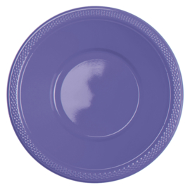 New Purple wegwerp schaaltjes 355 ml. 10 st.