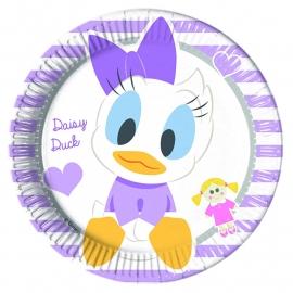 Disney Baby Katrien gebakbordjes ø 20 cm. 8 st.