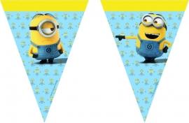 Lovely Minions vlaggenlijn 2,3 mtr.