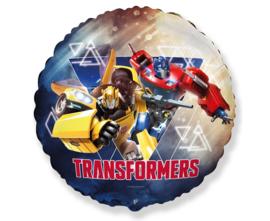 Transformers folieballon Friends ø 45 cm.