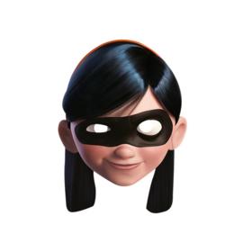 Disney The Incredibles Violet masker