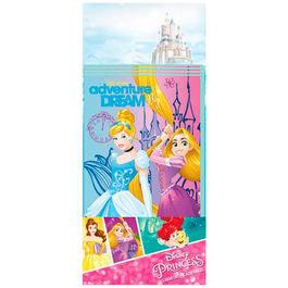 Disney Princess Assepoester en Rapunzel notitieboekje 17 cm.