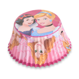 Disney Princess cupcake vormpjes party 50 st.