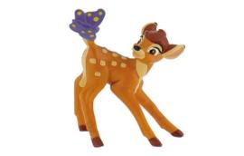 Disney Bambi taart topper decoratie 6 cm.