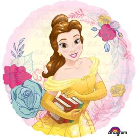Disney Belle en het Beest folieballon ø 43 cm.