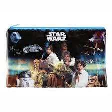 Star Wars etui 15 x 25 cm.