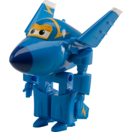 Super Wings Jerome taart topper decoratie 7 cm.
