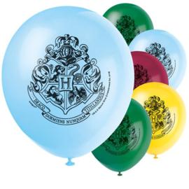 Harry Potter ballonnen ø 30 cm. 8 st.