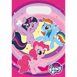 My Little Pony traktatiezakjes 8 st.