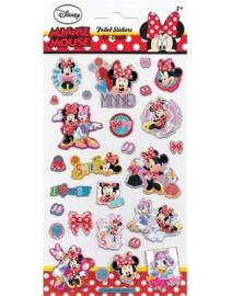 Disney Minnie Mouse herbruikbare stickers