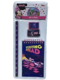 Disney Minnie Mouse schrijfset Rocketing Ahead