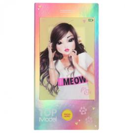 TOPModel mini kleurboek met geluid Mijie