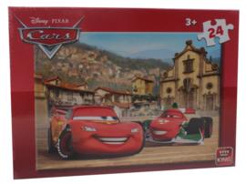 Disney Cars puzzel 24 stukjes