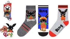 Bing sokken 3 paar mt. 19-22