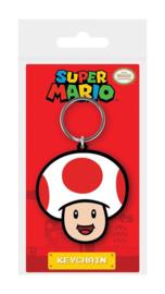 Super Mario Bros sleutelhanger Toad