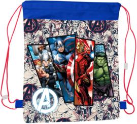 Avengers gym- zwemtas 42 x 32 cm.