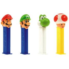 Super Mario Bros PEZ snoep p/stuk
