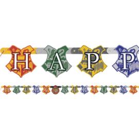 Harry Potter slinger happy birthday 1,82 mtr.