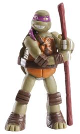 Ninja Turtles taart topper B 8 cm.