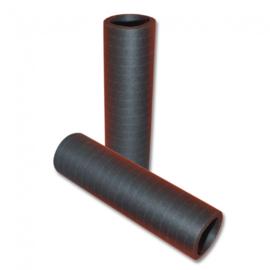 Serpentine zwart 4 mtr. 20 st.