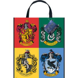 Harry Potter cadeau tasje 28 x 33 cm.