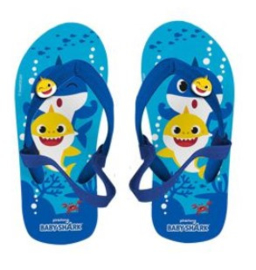 Baby Shark slippers mt. 23-24