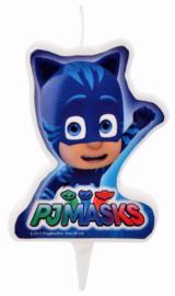 PJ Masks Catboy 2D verjaardag taart kaars