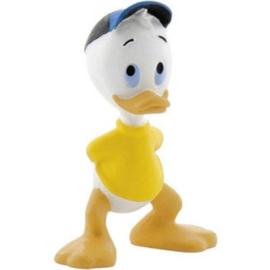 Disney Donald Duck Kwek taart topper decoratie 5 cm.