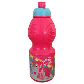 My Little Pony drinkfles 400 ml.