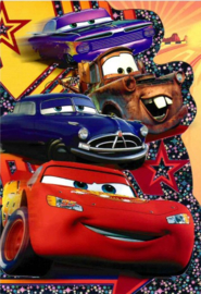 Disney Cars wenskaart A (blanco)