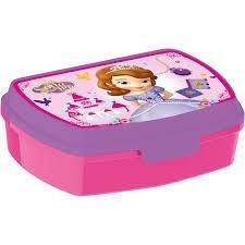 Disney Sofia the First broodtrommel